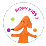 Hippy Kids 3 Logo