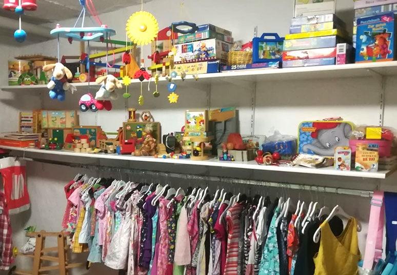 Kinderkleiderladen KSB Germersheim