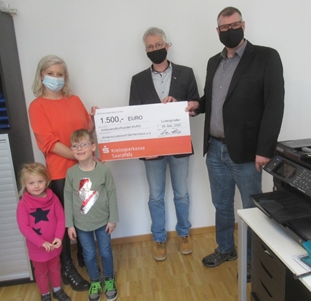 Rogmann Ingenieure spendet an den Kinderschutzbund Germersheim