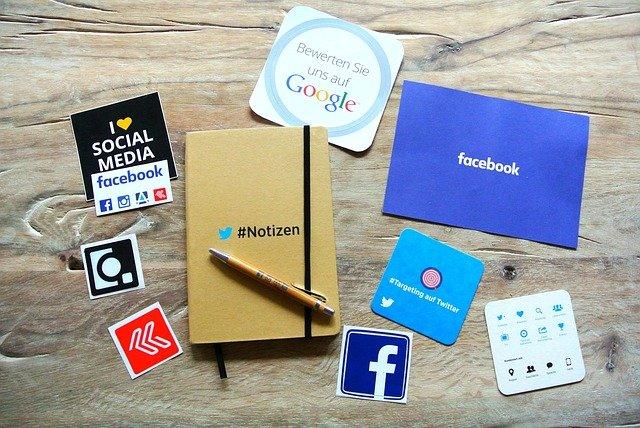 Kreativer Kopf für Werbung und Online Marketing